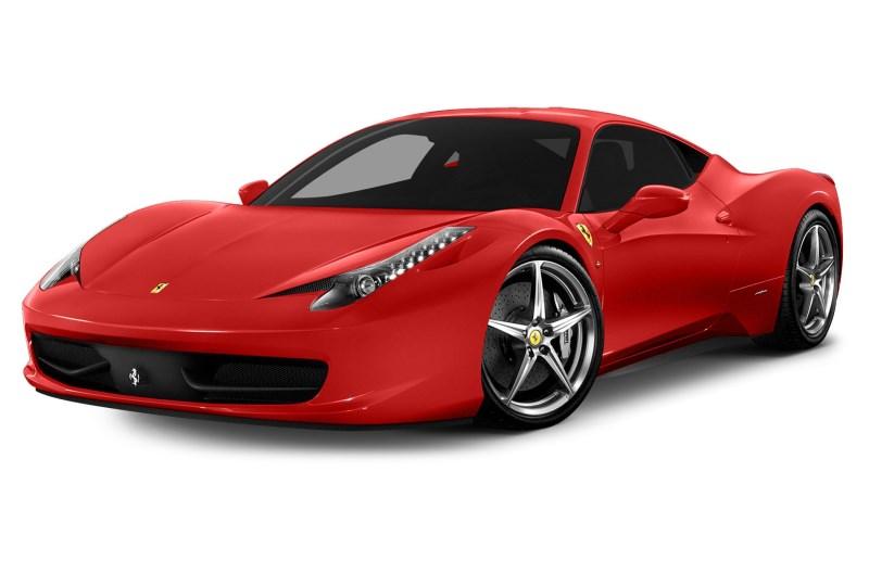 Ferrari Motor Car Sales