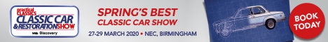 NEC Restoration Show 468