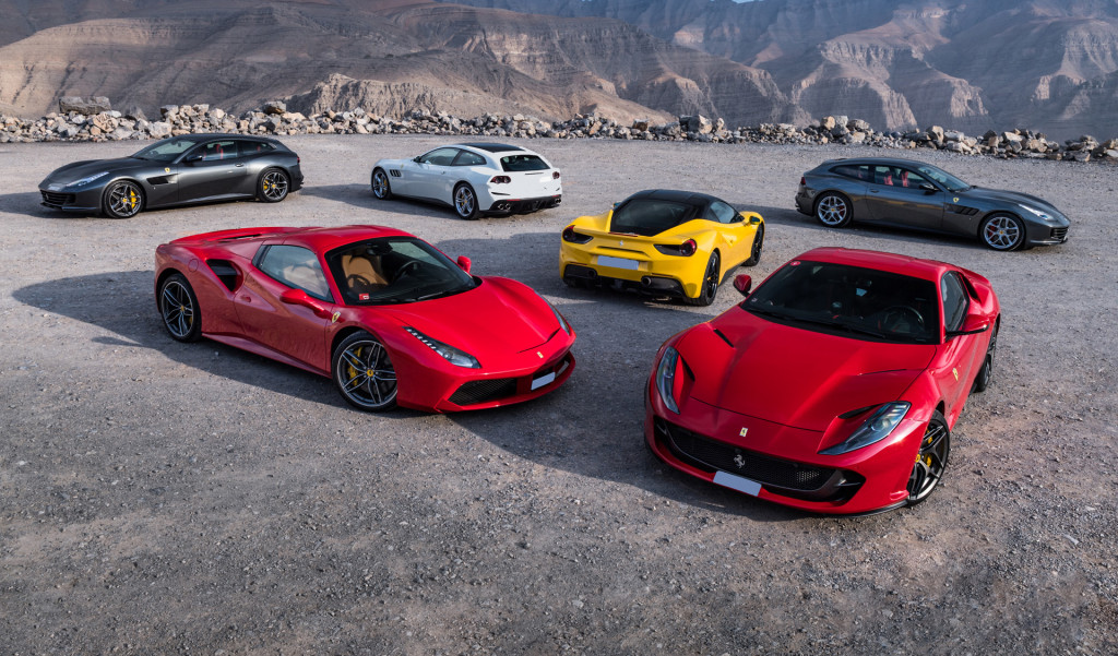 Since It Was Floated On The New York Stock Exchange In 2015, Ferrari Has  Seen Its Shares Rise From An Opening Price Of $52 To 106.65 At The Previous  Close.
