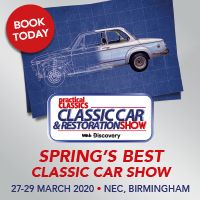 Practical Classics - Classic Car & Restoration Show, With Discovery